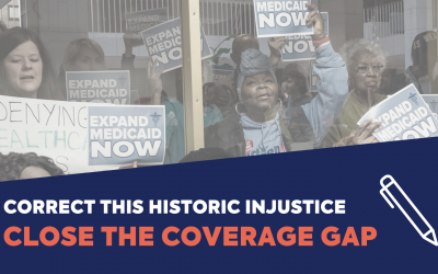 Advocates in Medicaid expansion states join call for end to the coverage gap